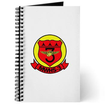MWHS3 - M01 - 02 - Marine Wing Headquarters Squadron 3 - Journal