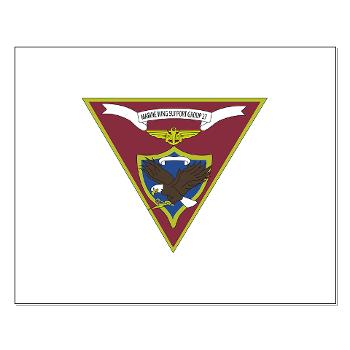 MWSG27 - A01 - 01 - USMC - Marine Wing Support Group 27 (MWSG-27) - Small Poster