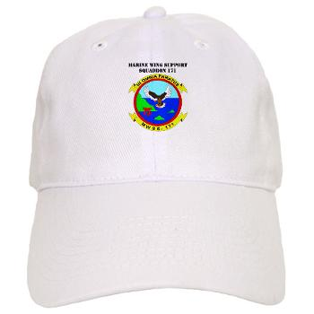 MWSS171 - A01 - 01 - Marine Wing Support Squadron 171 with Text Cap