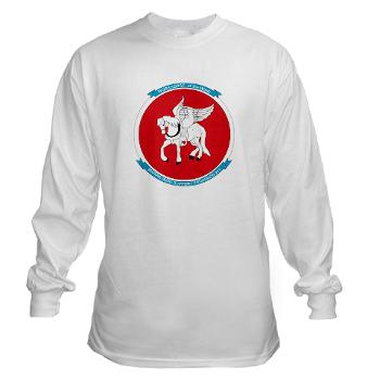 MWSS271 - A01 - 03 - Marine Wing Support Squadron 271 (MWSS 271) Long Sleeve T-Shirt