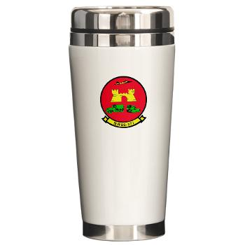 MWSS371 - M01 - 03 - Marine Wing Support Squadron 371 - Ceramic Travel Mug