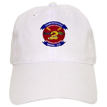 MWSS372 - A01 - 01 - Marine Wing Support Squadron 372 - Cap
