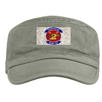 MWSS372 - A01 - 01 - Marine Wing Support Squadron 372 - Military Cap