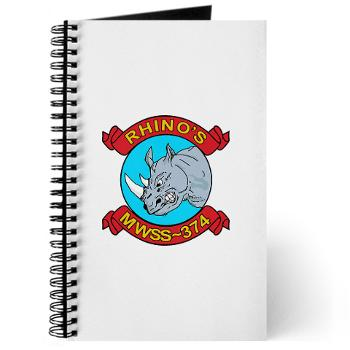 MWSS374 - M01 - 02 - Marine Wing Support Squadron 374 - Journal