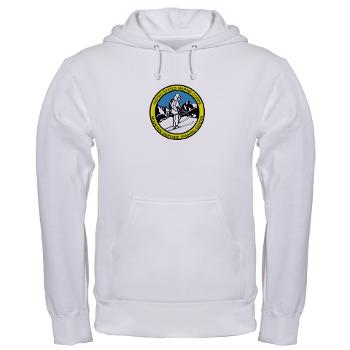 MWTC - A01 - 03 - Mountain Warfare Training Center - Hooded Sweatshirt