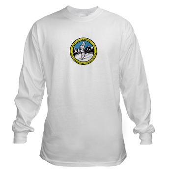 MWTC - A01 - 03 - Mountain Warfare Training Center - Long Sleeve T-Shirt