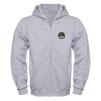 MWTC - A01 - 03 - Mountain Warfare Training Center - Zip Hoodie