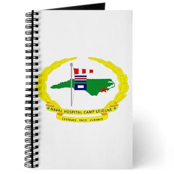 NHCL - M01 - 02 - Naval Hospital Camp Lejeune - Journal