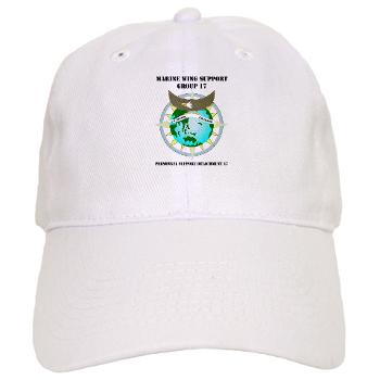 PSD17 - A01 - 01 - Personnel Support Detachment 17 with Text - Cap