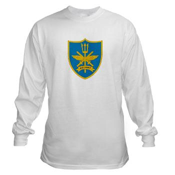 SACLANT - A01 - 03 - Supreme Allied Commander, Atlantic - Long Sleeve T-Shirt
