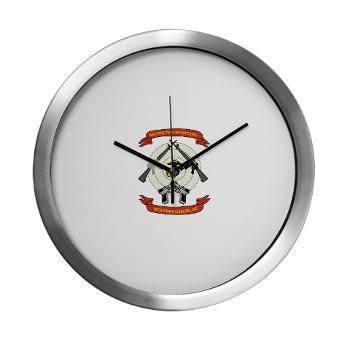SB - M01 - 03 - Stone Bay - Modern Wall Clock