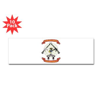 SB - M01 - 01 - Stone Bay - Sticker (Bumper 10 pk)