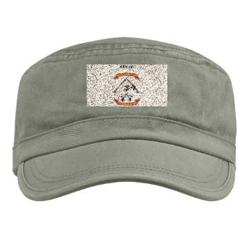 SB - A01 - 01 - Stone Bay with Text - Military Cap
