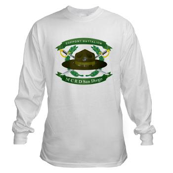 SB - A01 - 03 - Support Battalion - Long Sleeve T-Shirt