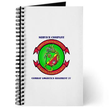 SC37 - M01 - 02 - Service Company with Text - Journal