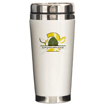 SRTB - M01 - 03 - Second Recruit Training Battalion - Ceramic Travel Mug