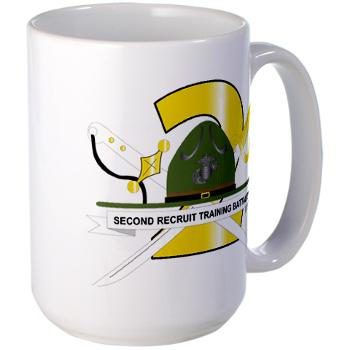 SRTB - M01 - 03 - Second Recruit Training Battalion - Large Mug