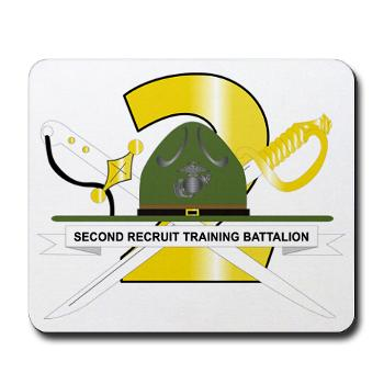 SRTB - M01 - 03 - Second Recruit Training Battalion - Mousepad