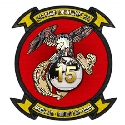 15th MEU Wall Art Poster