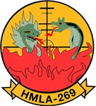 Marine Light Attack Helicopter Squadron 269 (HMLA-269)