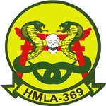 Marine Lt Atk Helicopter Squadron 369