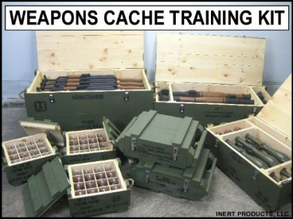 Weapons Cache Training Kit