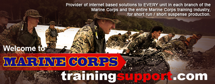 Marine Corps Training Support