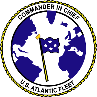 Commander In Chief, US Atlantic Fleet (CINCLANTFLT)